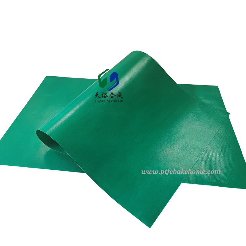 New Non-stick Grill Mat Sheets - Green Reusable Teflon BBQ Grill & Baking Mats Easy to Clean for Smoker,Gas,Charcoal,Electric Grill,Oven4