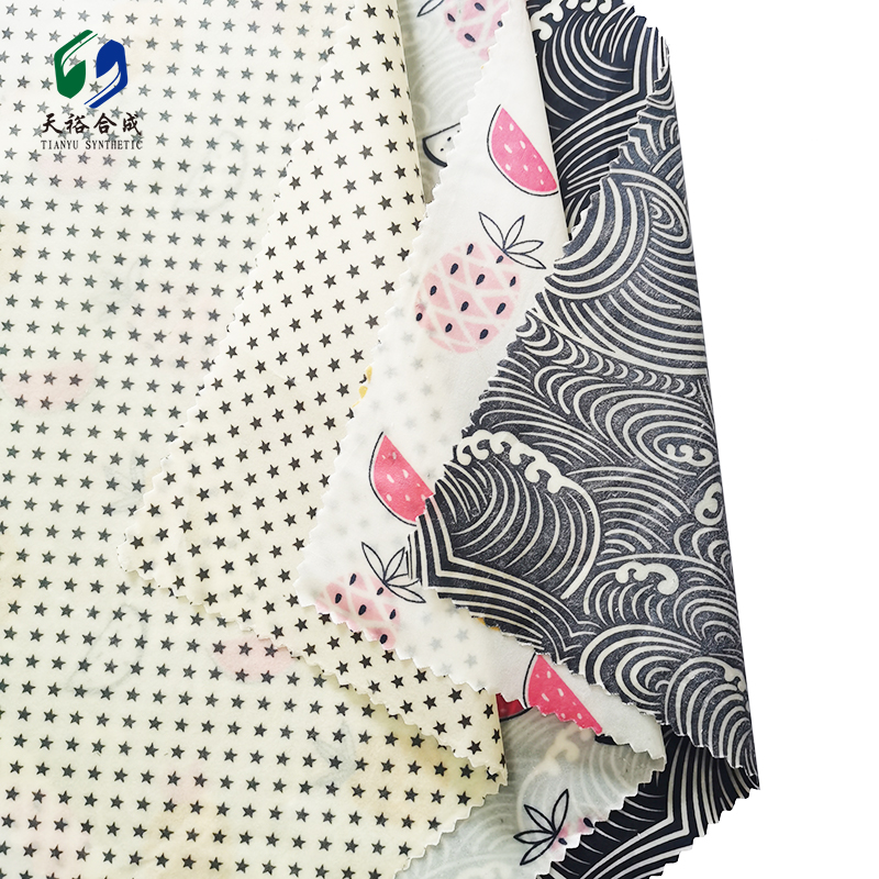 Eco-friendly Beeswax Wrap - Reusable Beeswax Wrappers Natural Material for Grade Storage, Alternative to Plastic Wrap
