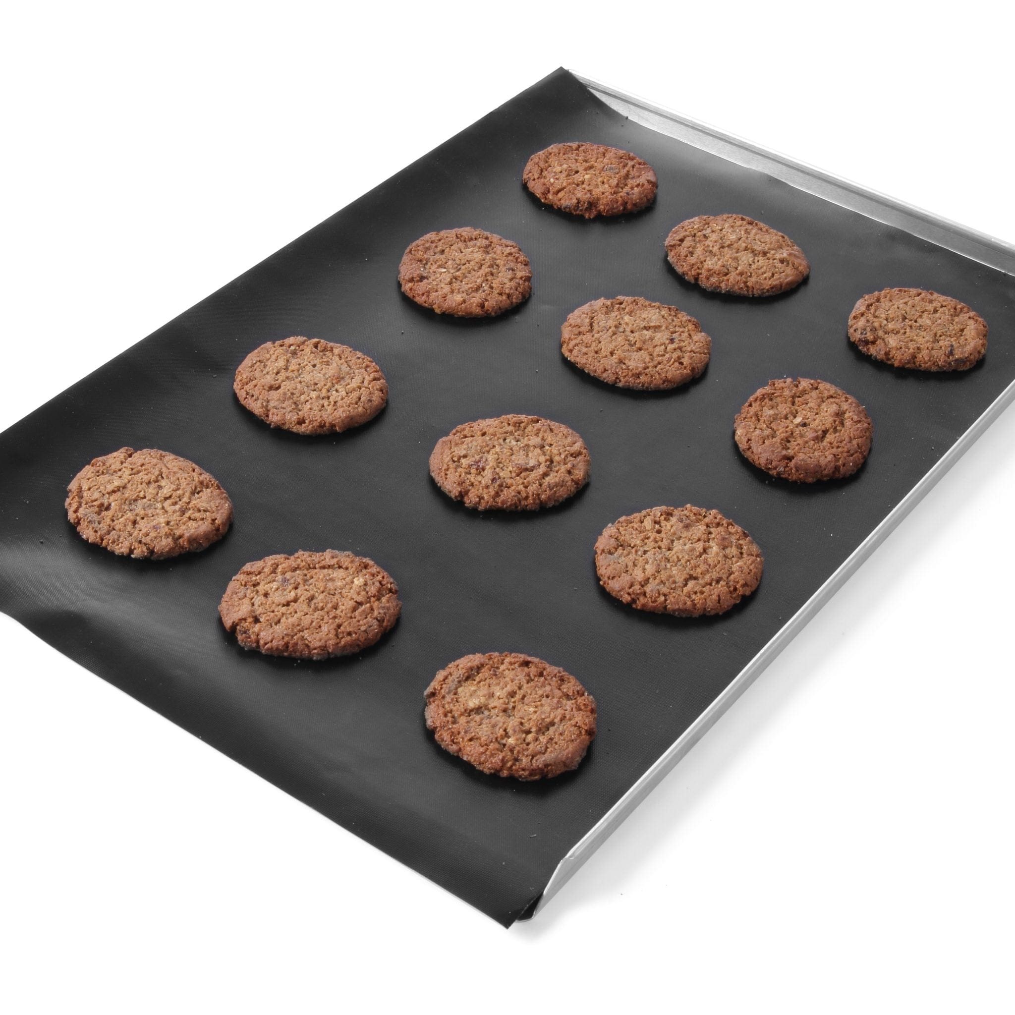 Reusable Baking Sheet Liner - Non-stick PTFE Oven Liner for Oven, Microwave, Baking Parchment Sheets Cookie Mat
