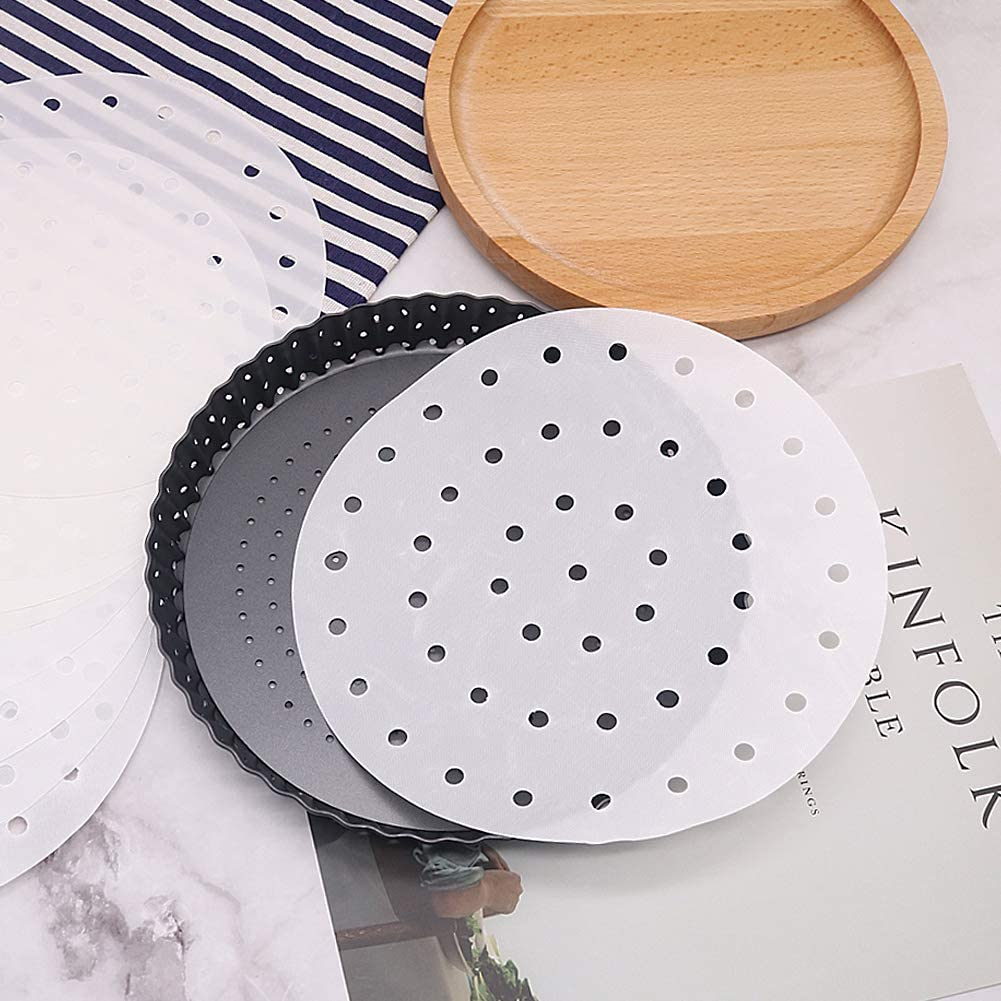 Reusable Round Air Fryer Liners